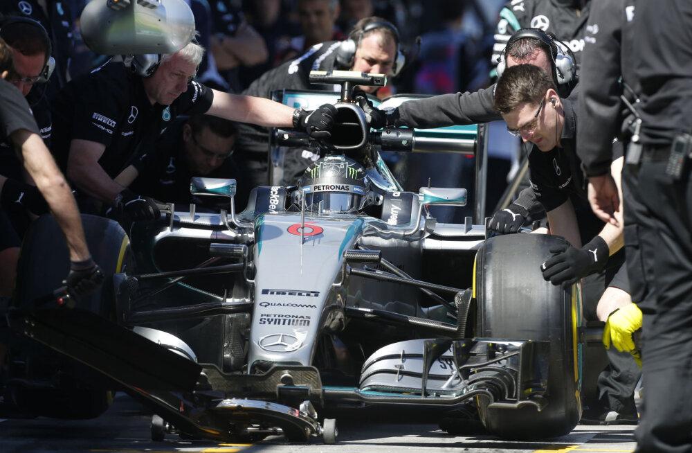 2017. aastast tohib F1 sarjas taas autosid tankida