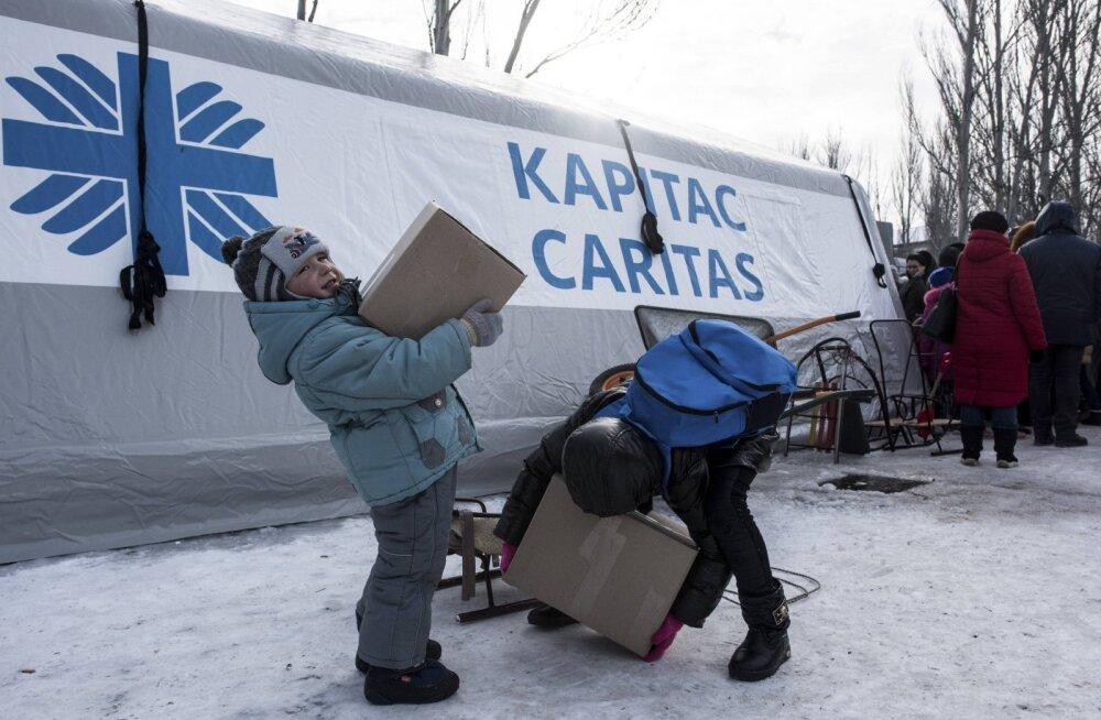 Вклад Эстонии в гуманитарную помощь: какие страны мы поддерживаем и какими суммами?