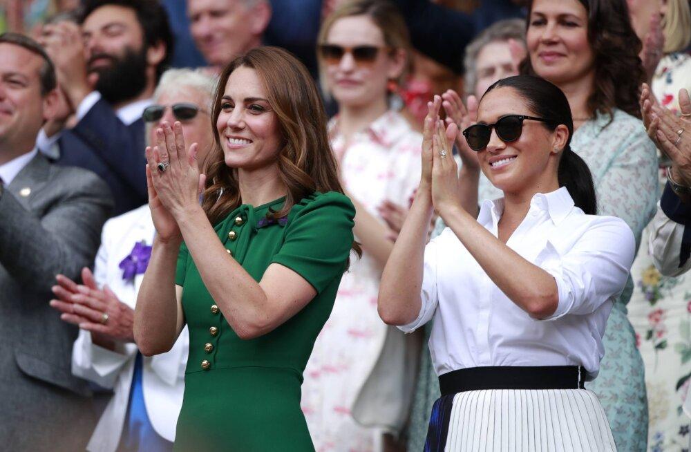 Kas teadsid? Cambridge'i ja Sussexi hertsoginnad ei kanna mitte kunagi seda värvi riideid