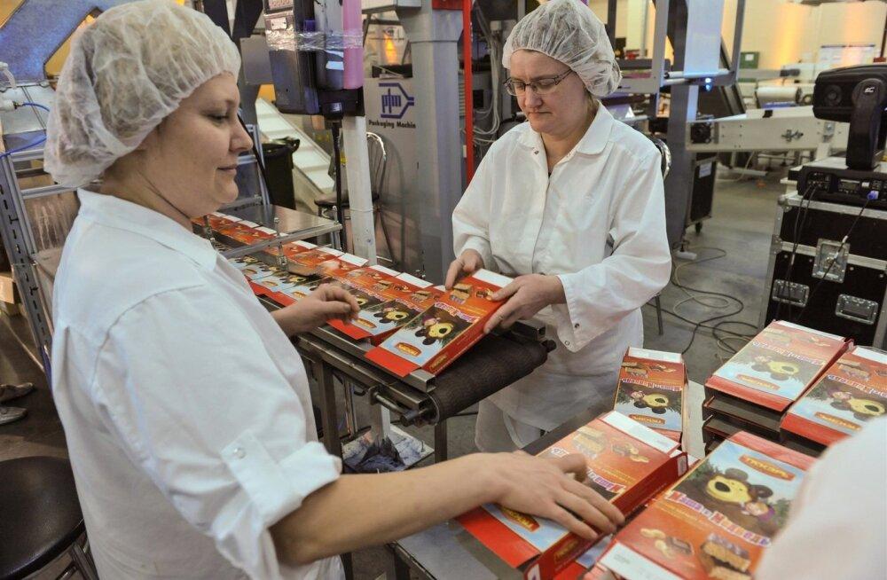 Üheks pakendi eesmärgiks on tarbija tähelepanu püüdmine.
