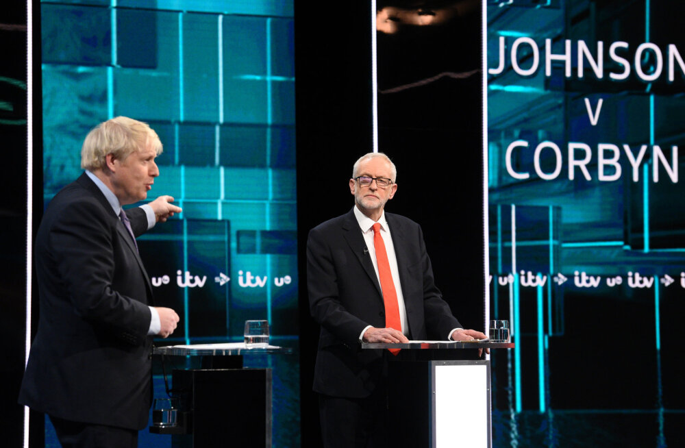 Johnson lubas Briti valimiste teledebatis rahvuslikud Brexiti-kannatused lõpetada