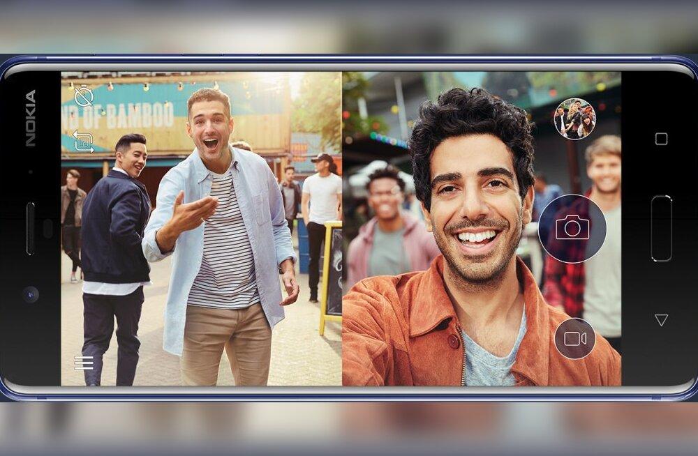 TEST | Nokia 8 – aasta lõppu mahtus veel üks tipptelefon