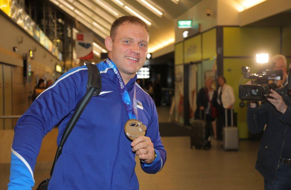 Heiki Nabi tiimiga liitub rootslasest füsioterapeut Peter Lundgren: tunnen, et vajan mitmekülgsemat tuge