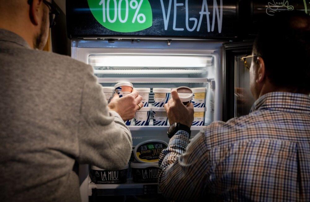 La Muu ostis Soome jäätisetootja