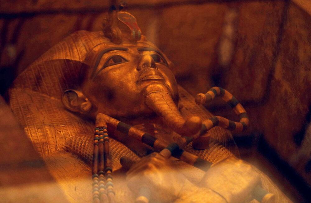 Не пропустите! В это воскресенье 3000-летний египетский саркофаг откроют в прямом эфире