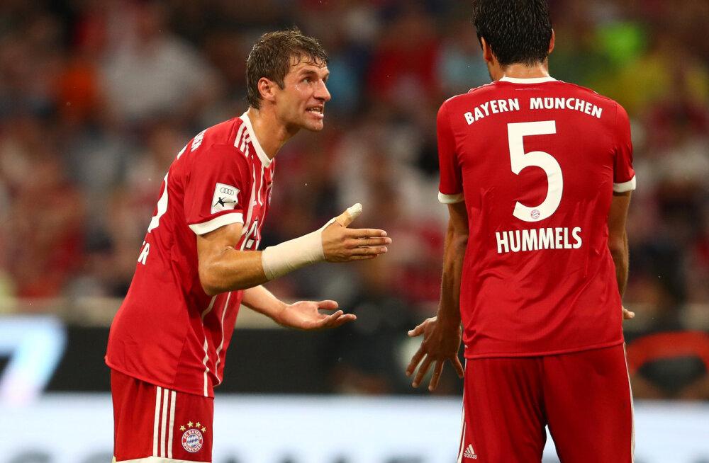 Müller ja Hummels