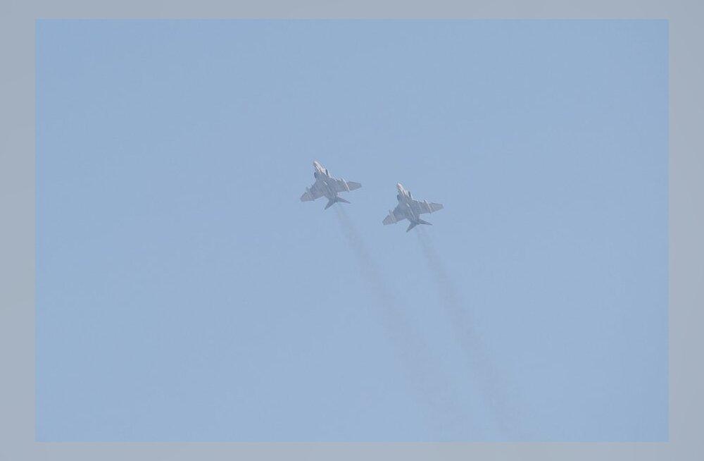 Турция заявила о вторжении российского истребителя в свое воздушное пространство