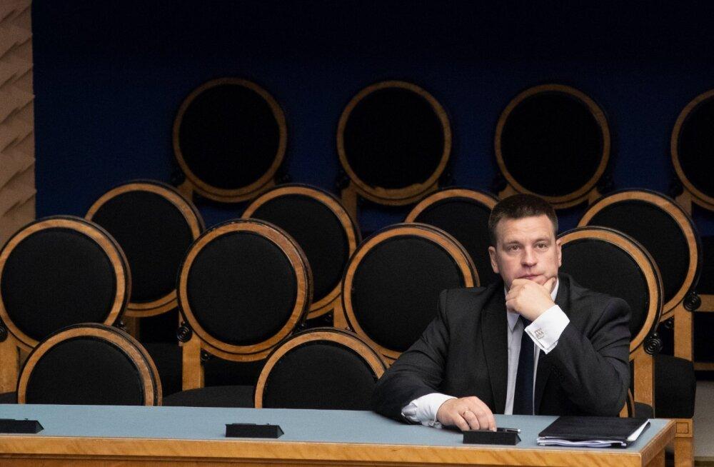 Jüri Ratas, Riigikogu,
