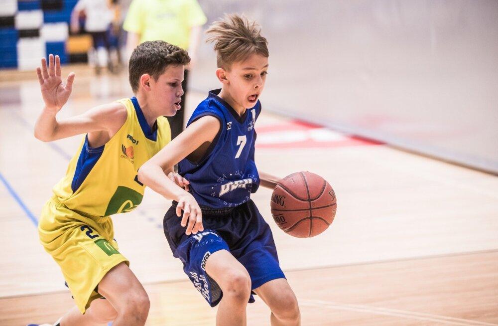 U13 Tartu Basket Cup - Maccabi Tel Aviv vs DSN Riga
