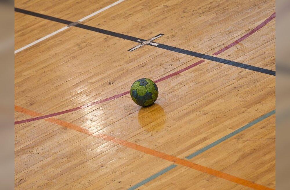 Viljandi seljatas käsipalli meistriliigas Aruküla