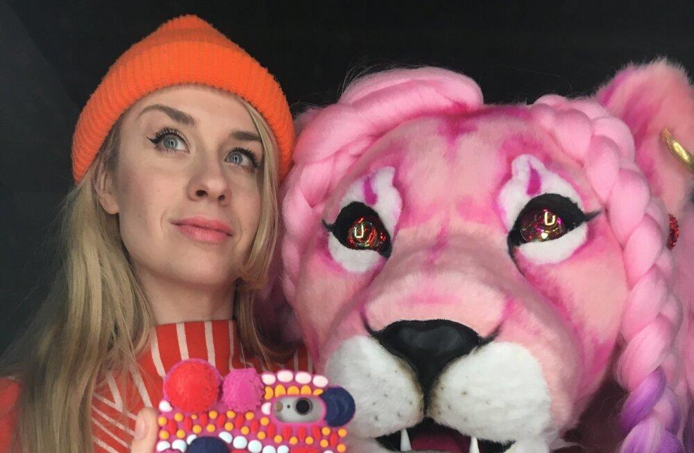 LIISI ja suursugune Lõvi.