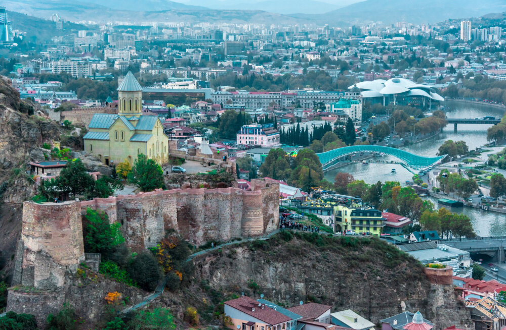 Тбилиси объявлен Всемирной столицей книги 2021 года