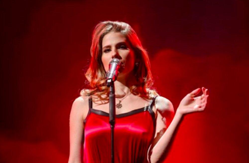 VIDEO | Läti saadab Eurovisionile Brasiilia päritolu neiu, kes resideerub hoopis New Yorgis!