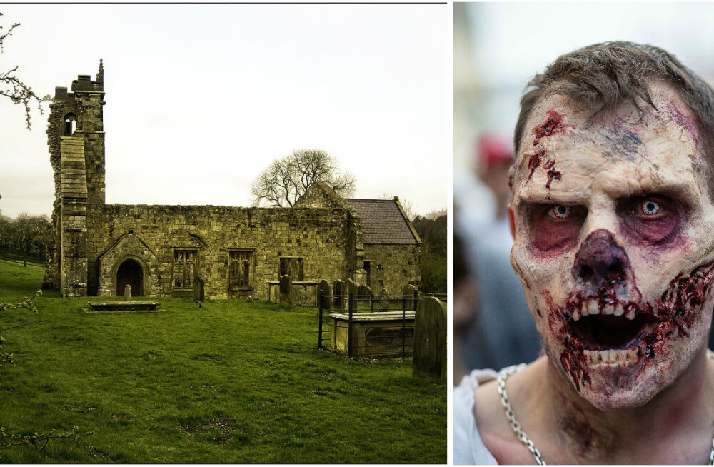 Hirm elavate surnute ees: keskaegsed britid võtsid kadunukestel igaks juhuks pead maha