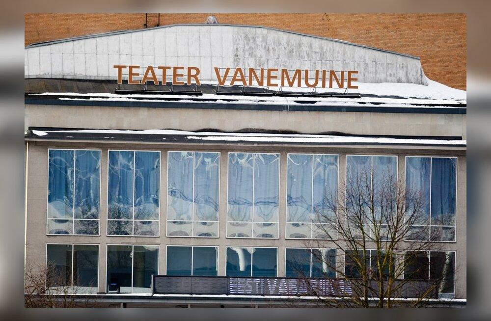 Vanemuise teatrit külastas üle 200 000 inimese