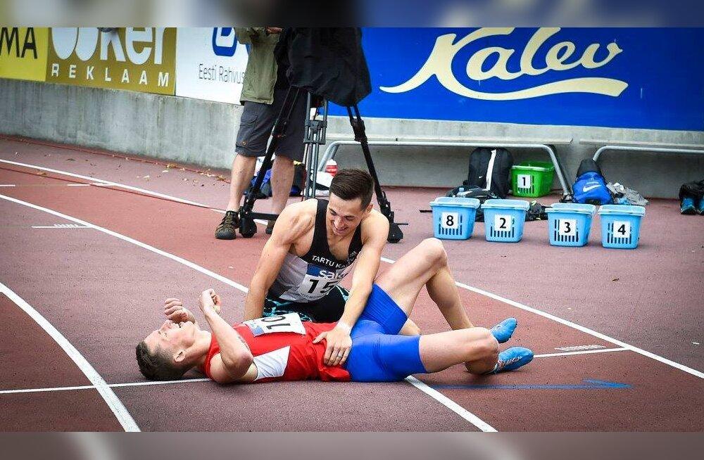 """Kergejõustiklane Jagorite """"skandaali"""" valguses: seitse küsimust kohtunikele Eesti meistrivõistluste kohta"""
