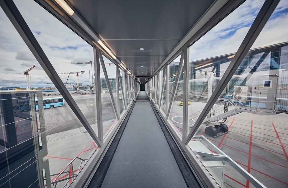 Проект тоннеля Таллинн-Хельсинки: конечную станцию хотят сделать в аэропорту Вантаа