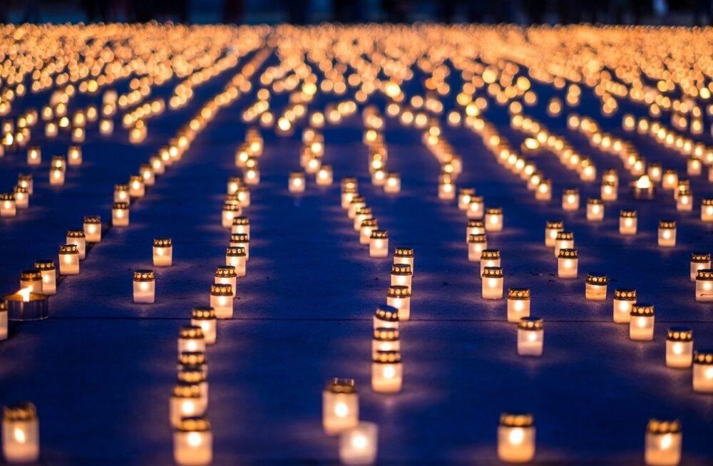 Märtsiküüditamise aastapäev Tallinnas