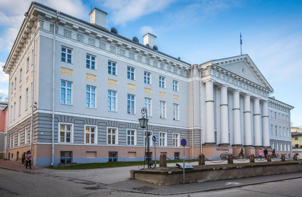 Tartu ülikoolis on kõige rohkem soovijaid arstiteaduskonda.