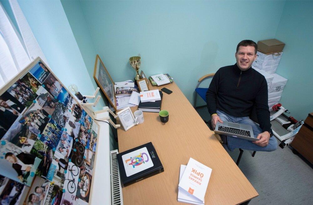 Olympicu väikeinvestoril Jaak Roosaarel pole väikeaktsionäride liitu suurt usku.