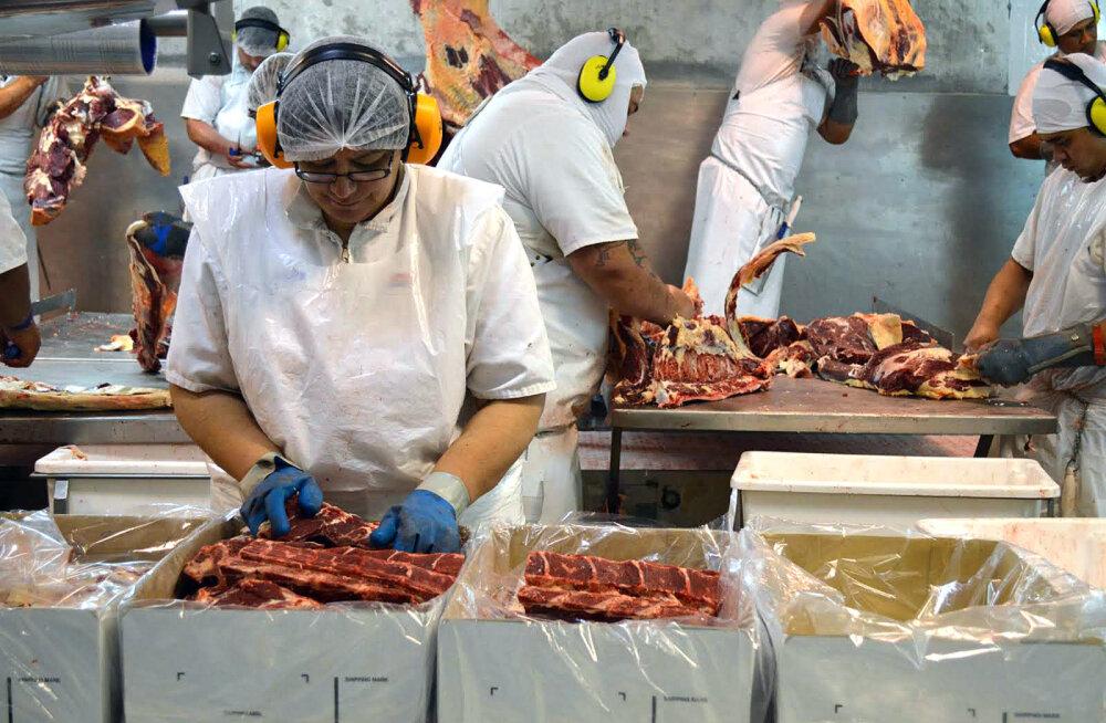 Britid püüavad 20 aastat pärast hullu lehma tõve taas USAsse liha eksportida