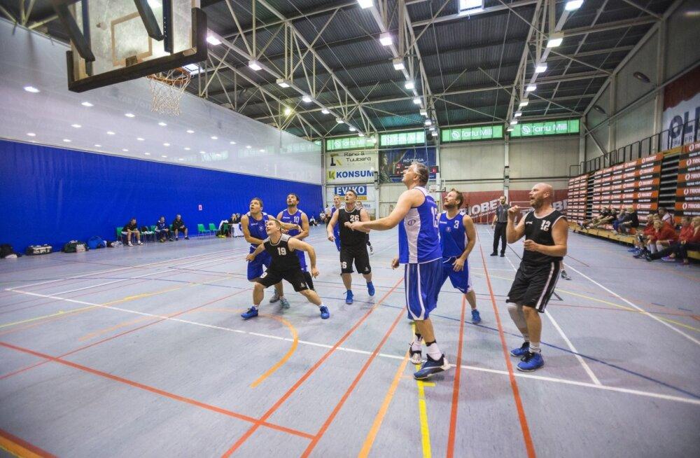 Eesti Akadeemilise Spordiliidu spordipäeva korvpalliturniir
