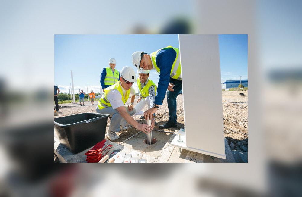 Elektrimootorite tootja laiendab Narvas tootmist ja suurendab töötajate arvu kolmandiku võrra