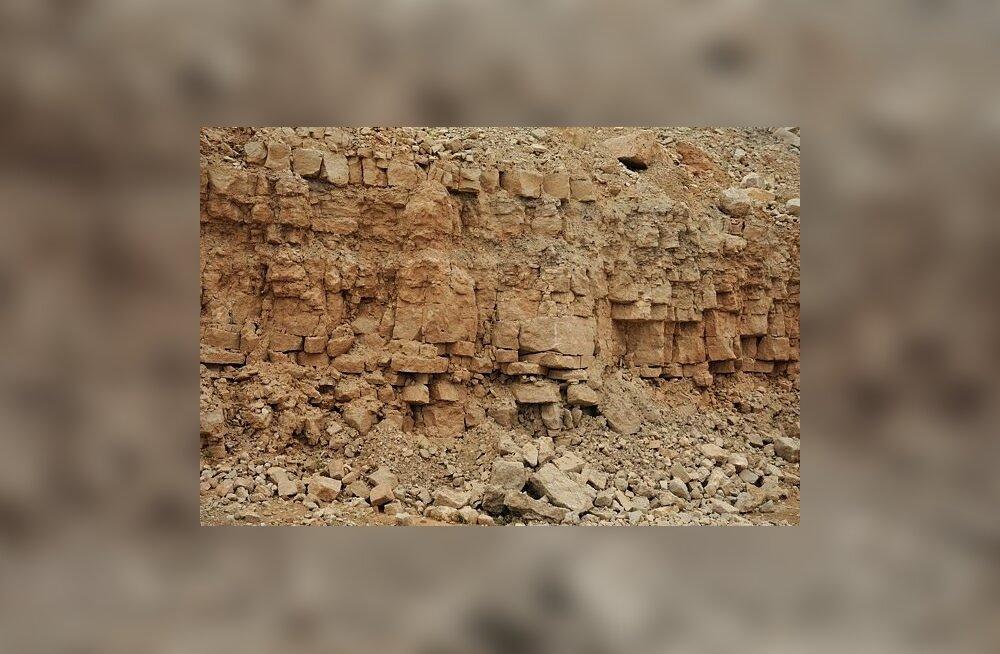 Keskkonnaministeerium: lubjakivi jätkub ka Nabalas kaevandamata