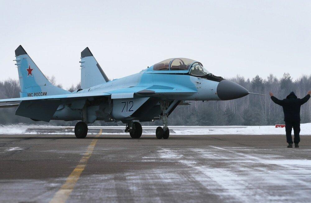 Venemaa MIG-35