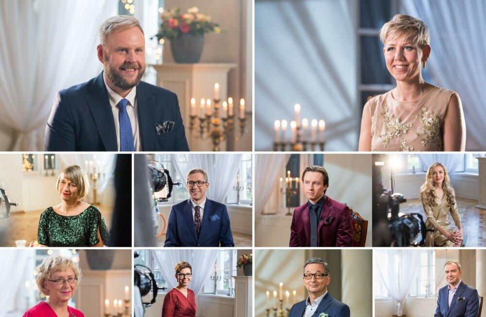 30. detsembril võtavad lõppeva 2018. aasta kokku tuntud teleajakirjanikud Urmas Vaino, Aet Süvari, Margit Kilumets, Johannes Tralla, Taavi Eilat, Anna Pihl, Reet Veidebaum, Anu Välba, Margus Saar ja Kristo Elias.