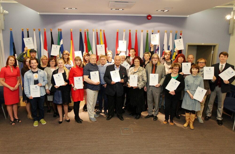 Disainiöö festivali tunnustati Euroopa kvaliteedimärgisega