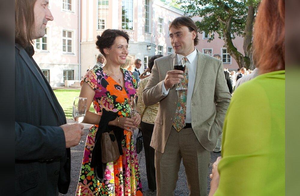 Näitlejanna Elisabet Tamm abiellus salaja!