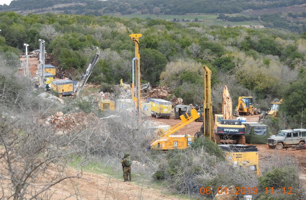 Iisraeli operatsioon Northern Shield: kuidas kujundab see jõujooni piirkonnas?