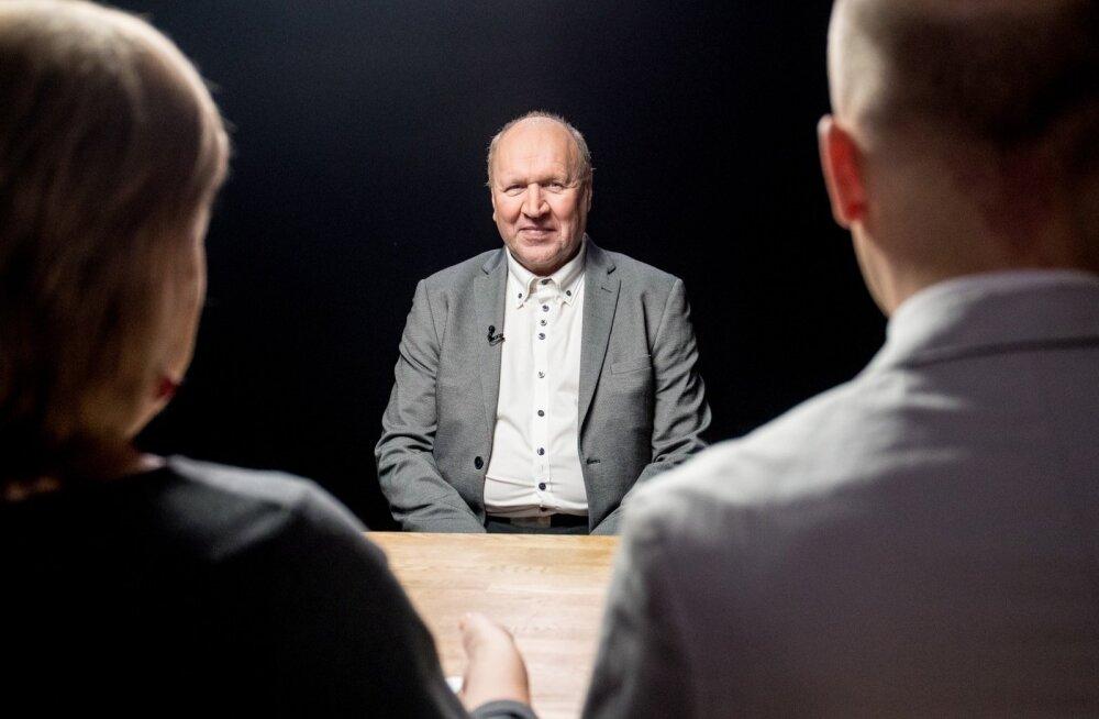 Mart Helme on valmis tööintervjuud andma