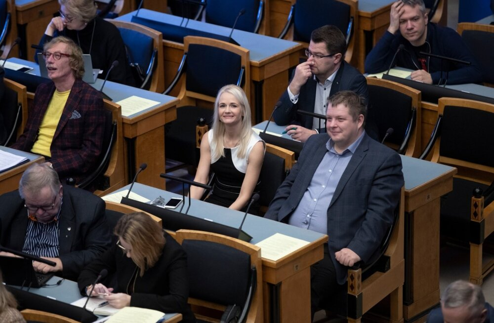 Urmas Reitelmanni ENPA delegatsiooni liikmeks kinnitamine