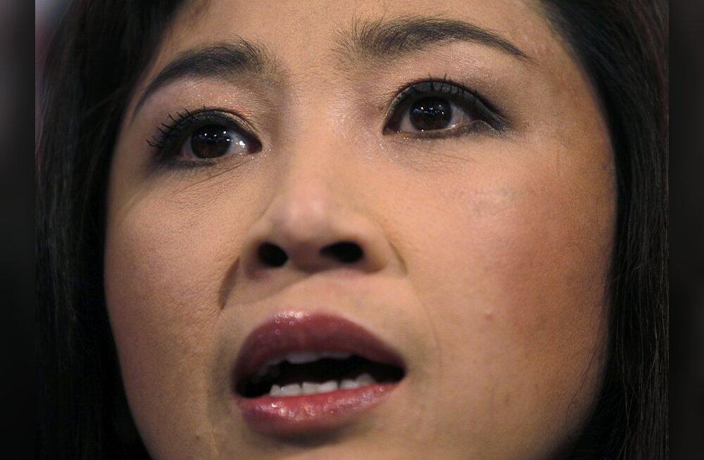 Tai uueks valitsusjuhiks saab endise peaministri õde
