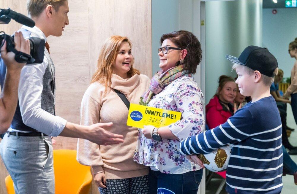 Eesti otsib superstaari Tartu eelvoor 2018 edasisaamine
