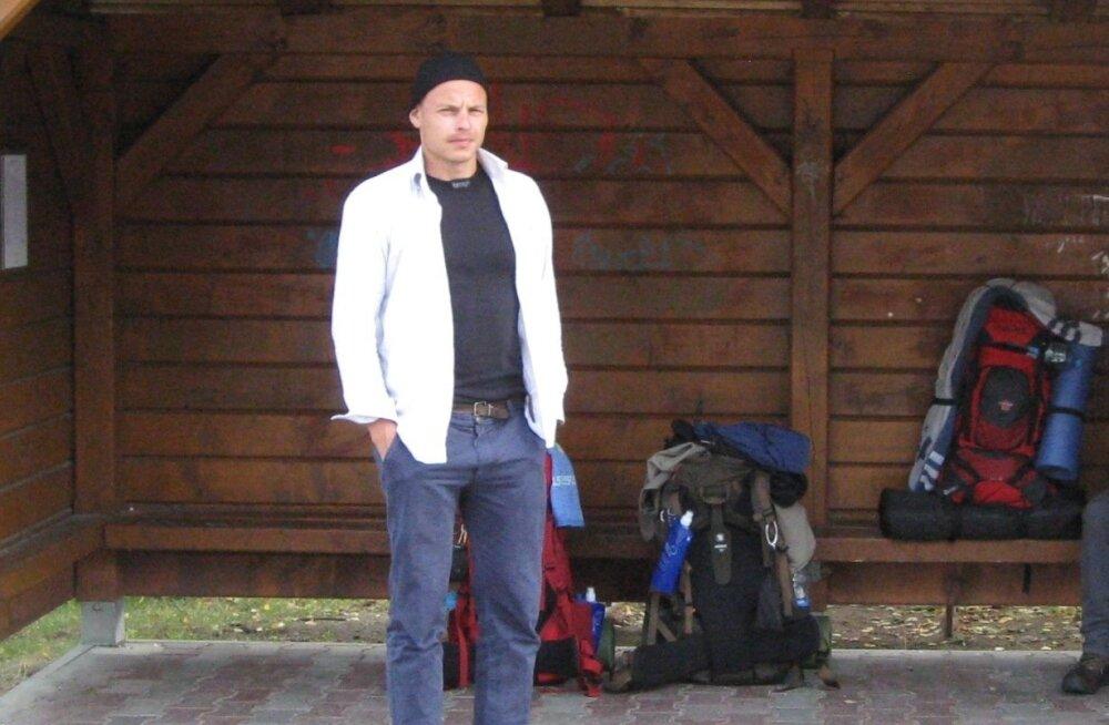 Vabal ajal võtab Kaur Kuslap seljakoti ühes ja leiab tegevust ka väljaspool linnamüra.
