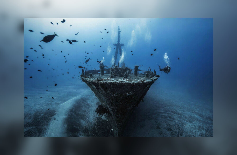 Остров затонувших кораблей: Как жертвы войны развивают туризм