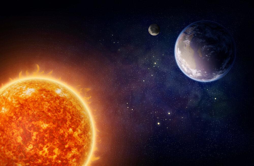 Päikesel võis kunagi olla kaaslastäht