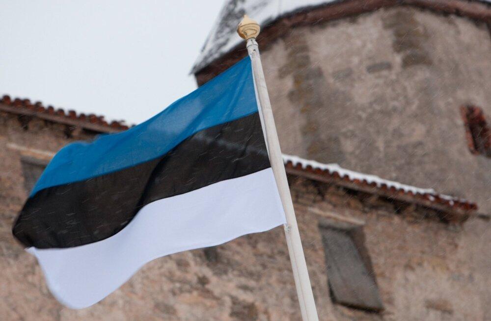 Julgustükk: kuidas kolm kutti 1962. aastal kodulinnas Eesti rahvuslipu heiskasid