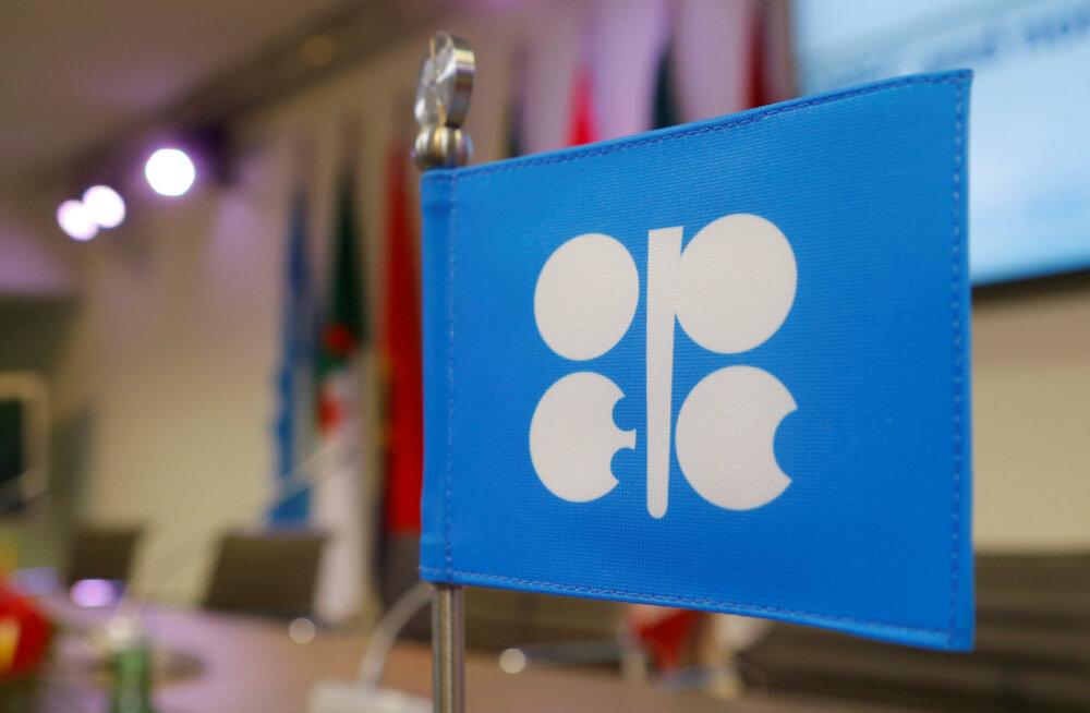 Naftatootjad kärpisid toodangud oodatust kiiremini ja rohkem