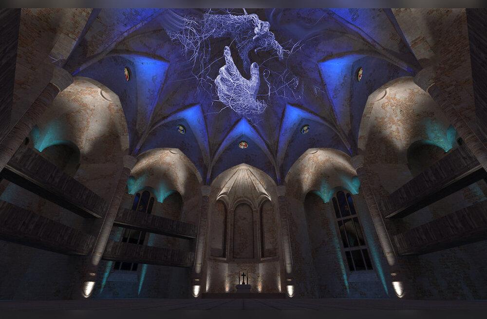 Александровская церковь Нарвы готовится к новой жизни