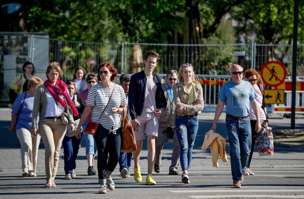 Tallinna vanalinn 21.05.2018