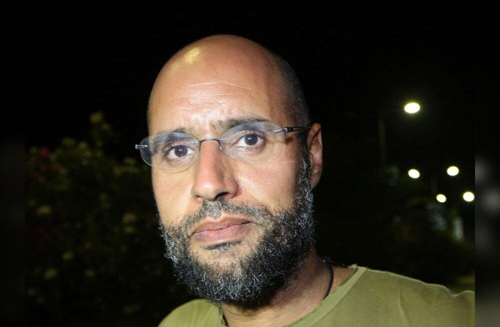 Gaddafi poeg: vastupanu jätkub ja võit on lähedal