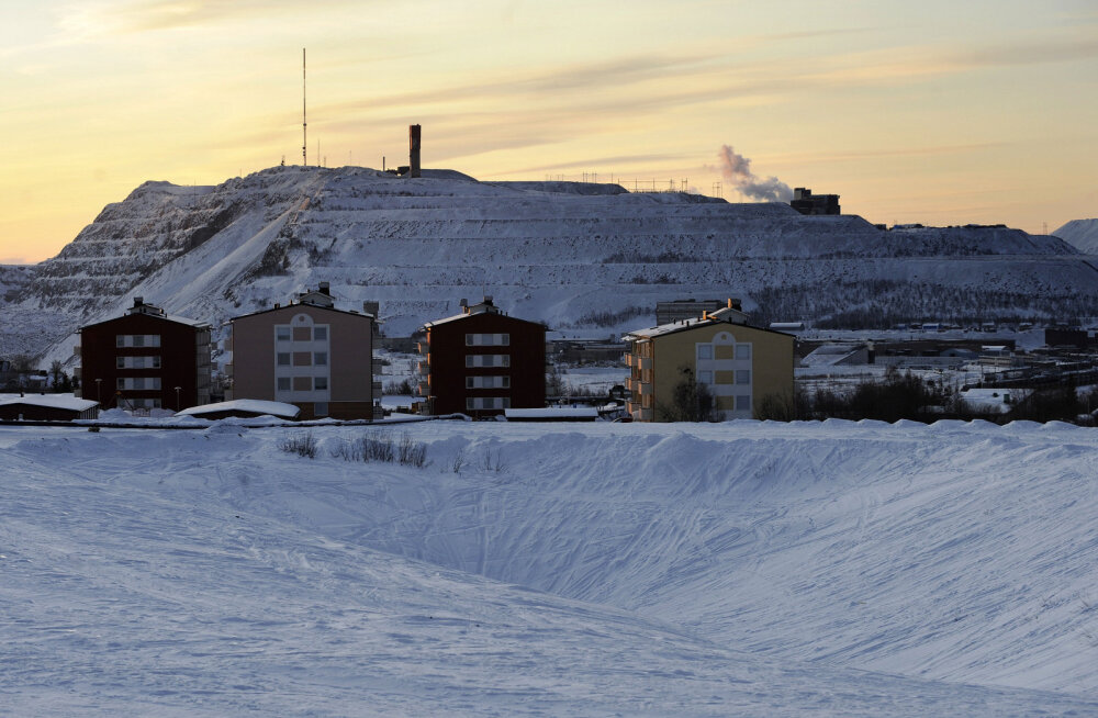 Põhja-Rootsi kaevanduses toimus öösel üks riigi mõõtmisajaloo tugevamaid maavärinaid