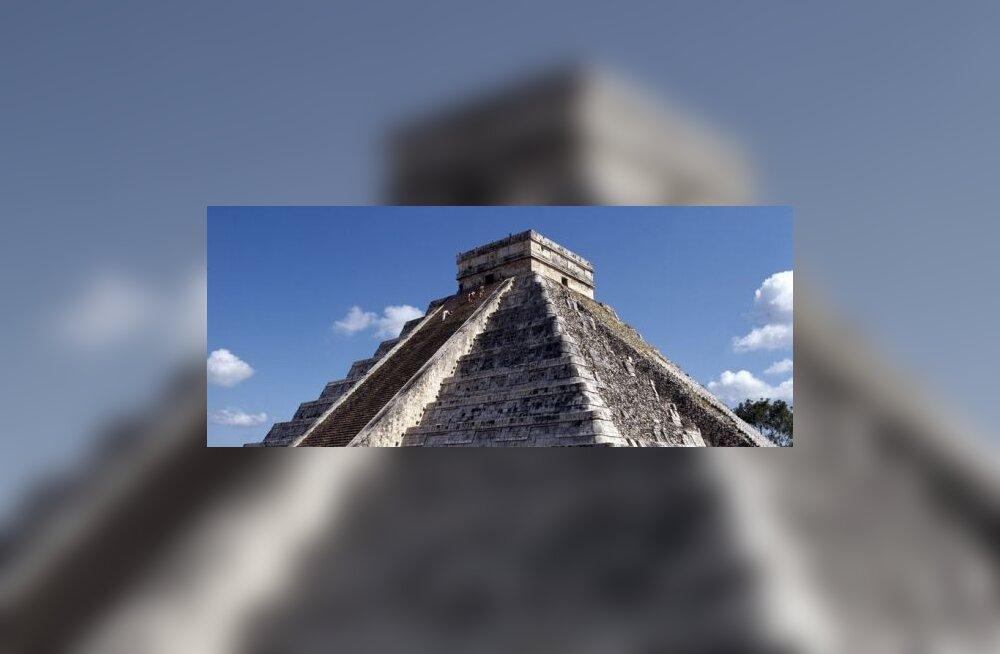 Maiad võisid püramiide kasutada muusikariistadena