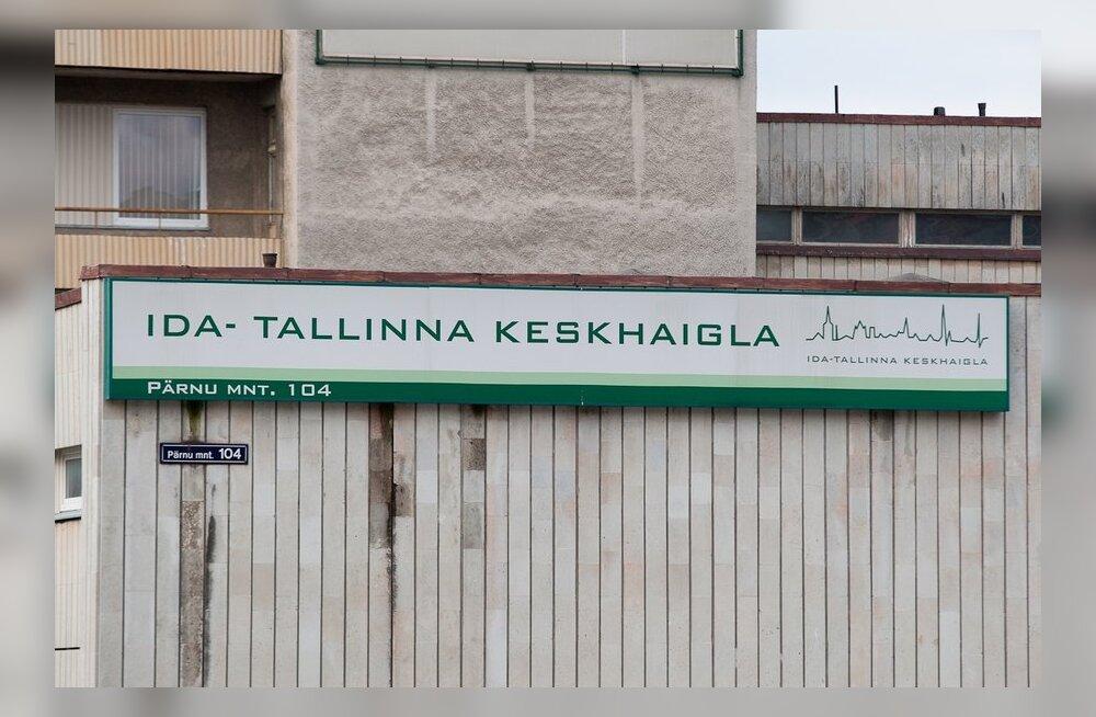 254fa5205f7 Ida-Tallinna keskhaigla arstid streigi ajal tasulisi vastuvõtte ei ...