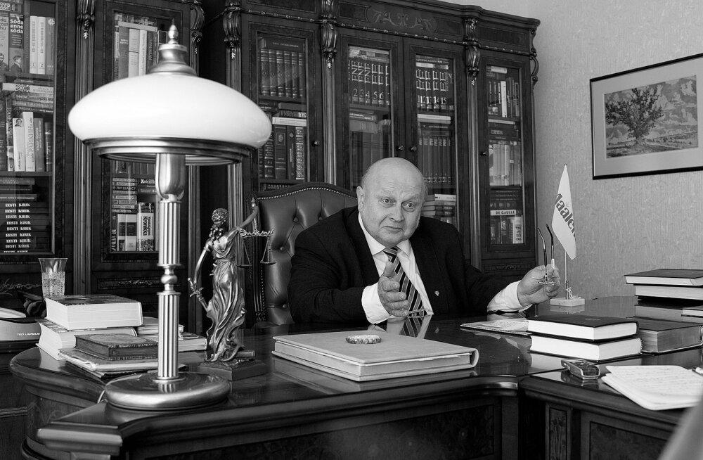 Jüri Ehasalu hindab kõrgelt seda, et Maaleht on alati olnud avatud erinevatele arvamustele ja seisukohtadele.