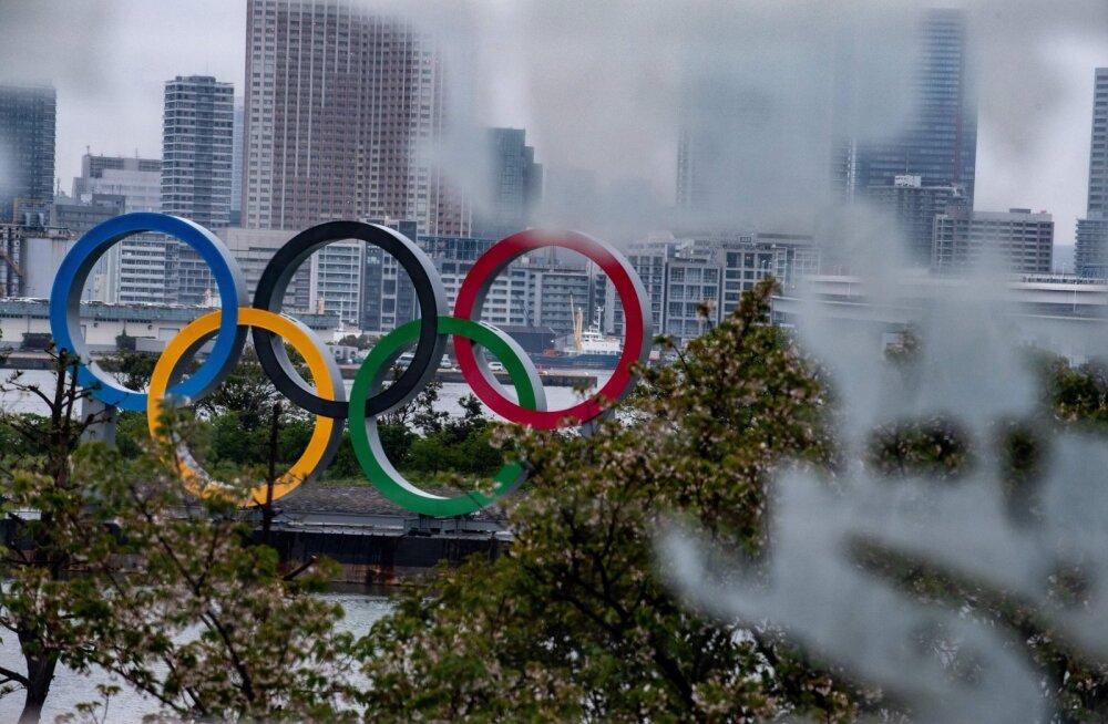 Jaapani ekspert: on ebatõenäoline, et Tokyo olümpiamängud järgmisel suvel toimuvad